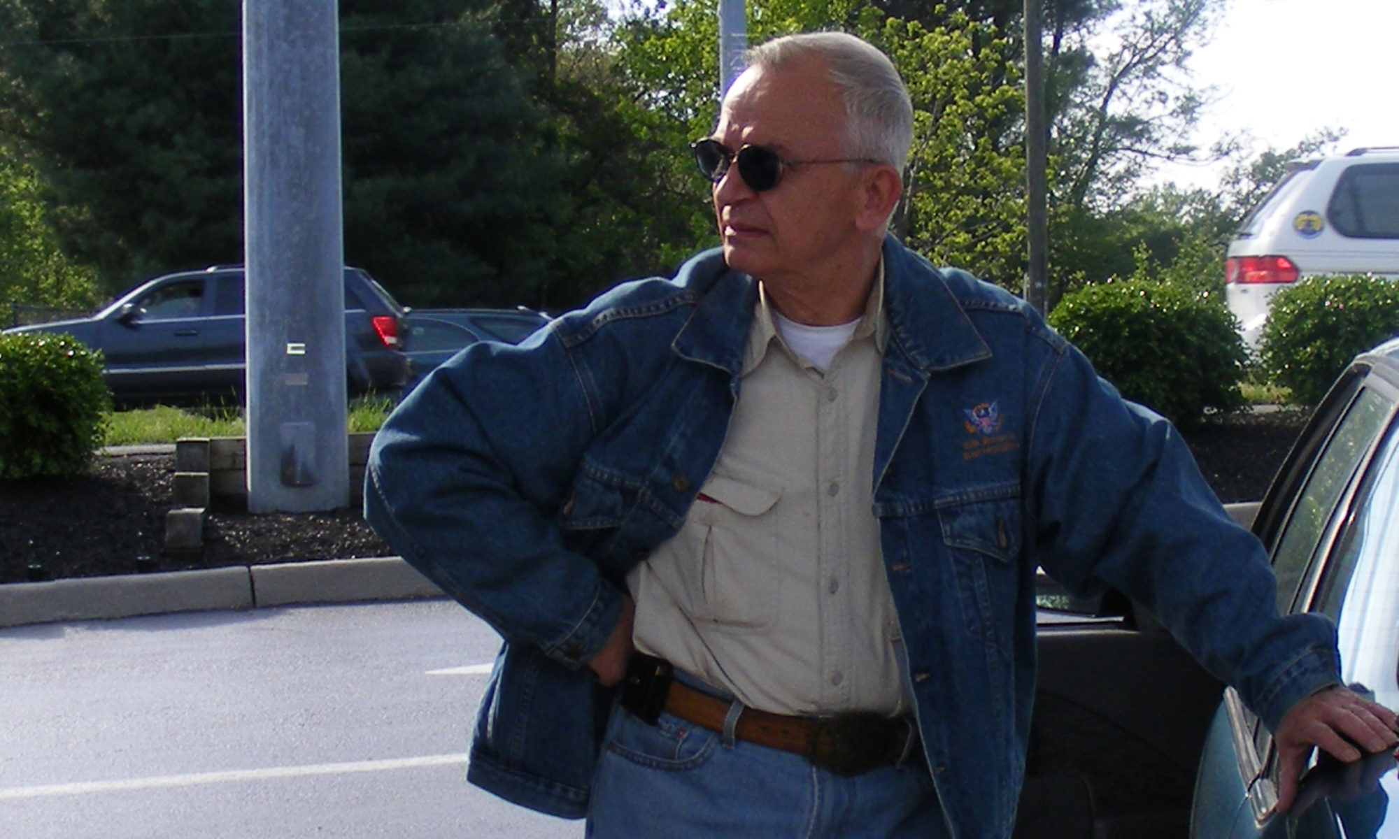 Ex CIA Double Agent Boris Korczak